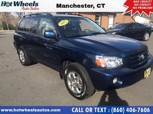 2005 Toyota Highlander for Sale in Manchester, CT