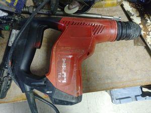 Hilti TE 7...Hammer Drill for Sale in Norfolk, VA