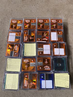 Lot of 100 memorex Mini Discs MiniDiscs for Sale in St. Louis, MO
