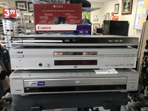 DVD players and electronics for Sale in Poway, CA