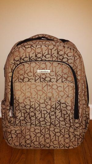 New Branded Calvin Klein laptop travel backpack for Sale in HOFFMAN EST, IL