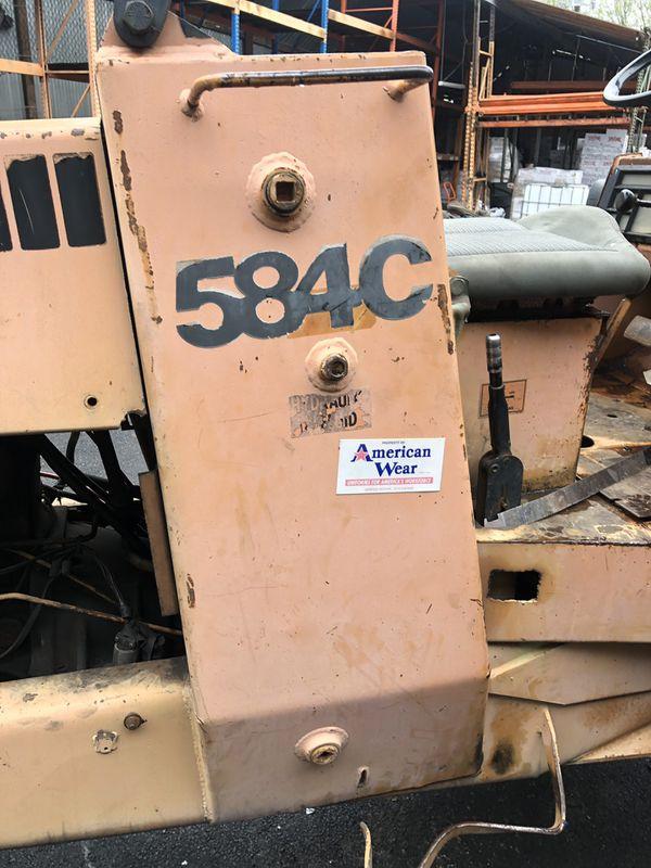 Case Forklift