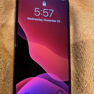 Apple iPhone X 64gb For Verizon for Sale in Whittier, CA