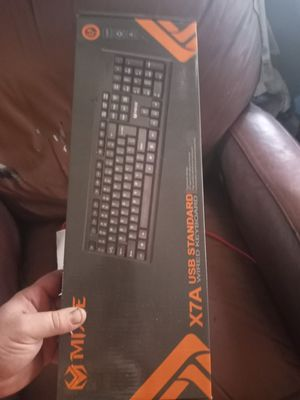 Wired Keyboard with wireless mouse for Sale in Jacksonville Beach, FL