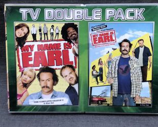 My Name is Earl: Season 3 & 4 Complete (DVD) NEW Factory Sealed for Sale in Yorba Linda,  CA