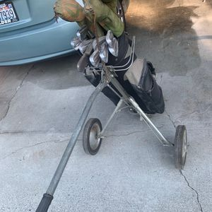 Women's Golf Clubs with Bag - Great Condition Vintage Ping for Sale in Seattle, WA