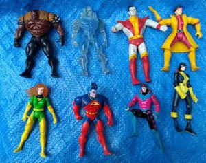 Marvel ToyBiz Uncanny X-Men Action Figure Lot 1990s Vintage Collectible for Sale in Pasadena, CA