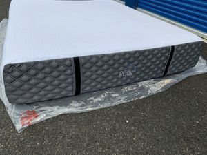 California King Size Mattress! Puffy Royal Mattress! Can deliver for Sale in Sacramento, CA