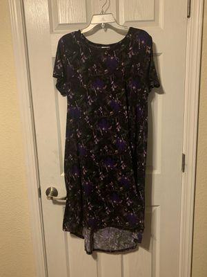 Disney's malificent lularoe dress for Sale in Brea, CA