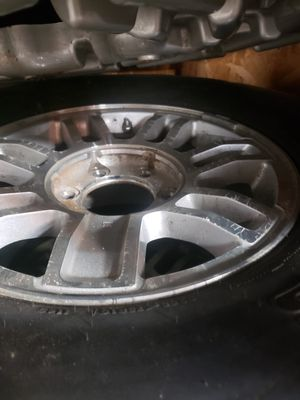 Hummer h3 tires & rims 5 for Sale in Delaware, OH
