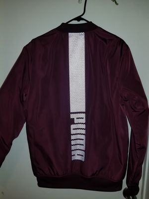Puma jacket for Sale in Santa Clarita, CA