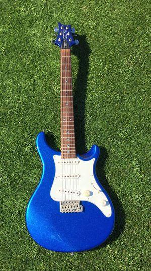Paul Reed Smith PRS Metallic Blue SE EG Electric Guitar for Sale in Chula Vista, CA