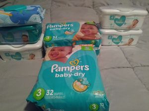 Pampers bundle for Sale in Chicago, IL