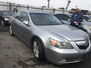 Acura RL Parting out 2009, 2010, 2011, 2012 for Sale in Baldwin Hills, CA