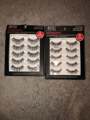 New Ardell Lashes $15 for both for Sale in Delhi, CA