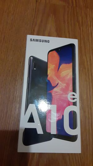 2 Brand New Samsung Galaxy A10e phones for Sale in San Leandro, CA