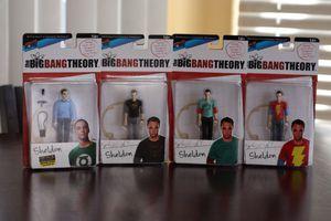 The Big Bang Theory Sheldon Set for Sale in Menifee, CA