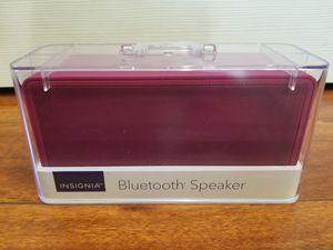 Insignia Bluetooth speaker for Sale in Santa Clara, CA