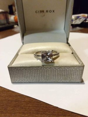 New Fashion CZ Engagement Ring. for Sale in Pawtucket, RI