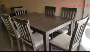 7pc table set brand new for Sale in Lawndale, CA