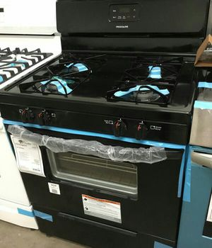 """New 30"""" Black Gas Stove Oven With Year Warranty ! for Sale in Gilbert, AZ"""