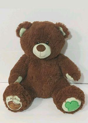 "15"" Build-A-Bear Girl Scouts Plush Thin Mints Teddy Bear Stuffed Toy BABW for Sale in Lockhart, TX"