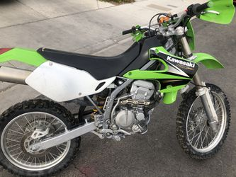 2004 Kawasaki KLX 300R for Sale in Henderson, NV