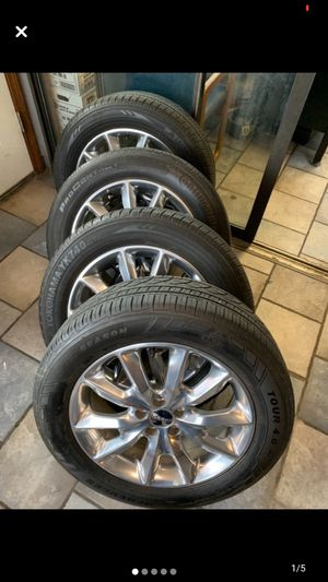 Rims and Tires for Sale in Springdale, AR