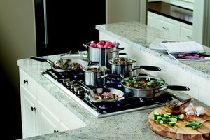 Select by calphalon 10 piece stainless steel cookware set for Sale in Miramar, FL