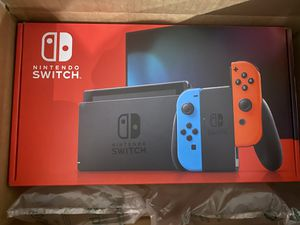 Nintendo Switch v2 neon for Sale in Yorba Linda, CA