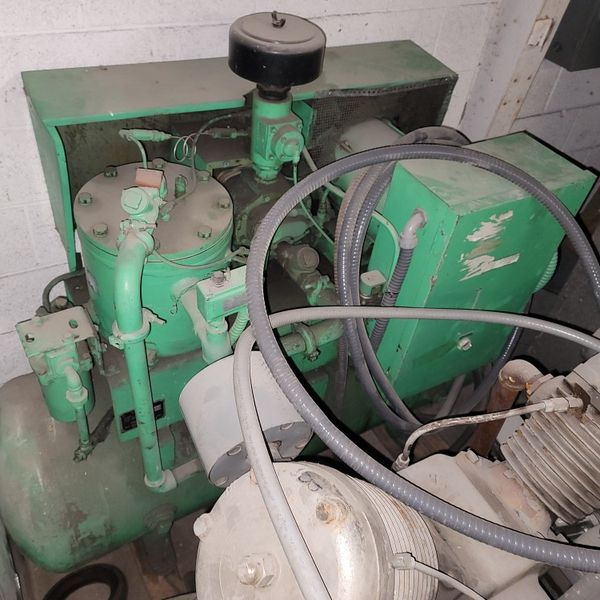 3 Phase Air Compressors
