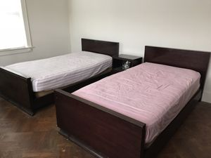Twin bed frames for Sale in Queens, NY
