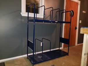 Uline all metal box rack for Sale in Virginia Beach, VA