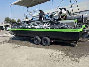 Bontoon boat for Sale in Tracy, CA