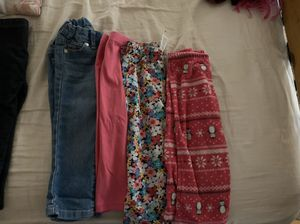 18-24 month pants and 2T pants for Sale in Fresno, CA