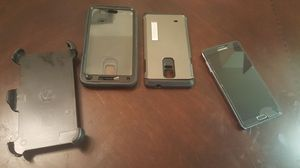 Samsung galaxy note 4, 2 phone covers, simcard for Sale in Salt Lake City, UT