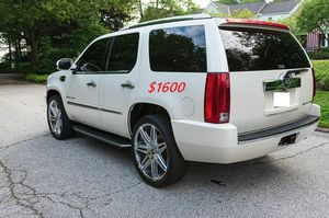 ✅$1,600✅URGENT🔰I Suv 2008 Cadillac Escalade🔥 for Sale in Washington, DC