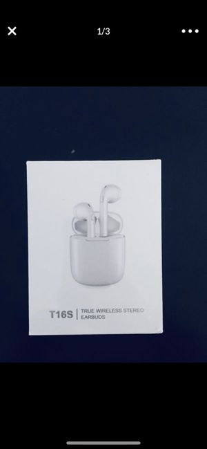 Brand new Wireless Headphones and free new case for Sale in Redmond, WA