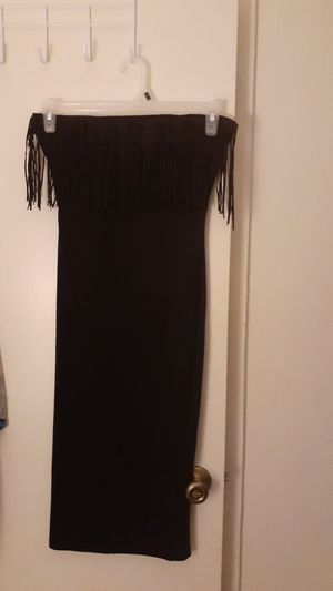 Ladies strapless dress (size M) for Sale in Riverside, CA
