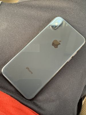 iPhone X 256GB for Sale in Bowie, MD
