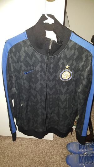 Nike Inter Milan warm up jacket size Men's Large for Sale in Houston, TX