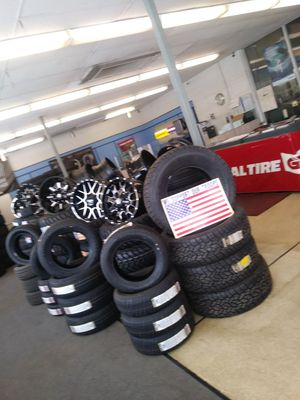 Tires on sale for Sale in Waldo, OH
