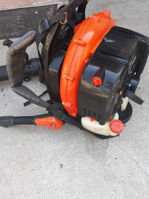 Echo commercial leaf blower pb760 for Sale in Long Beach, CA