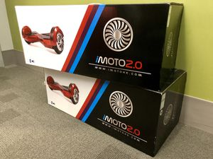 iMoto smart hoverboard w Bluetooth hover board for Sale in Chicago, IL