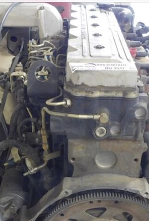 2000 Cummins Diesel engine 5.9L- For RV, bus, semi truck for Sale in Dania Beach, FL