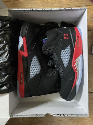 Jordan 5 Top 3 DS Size 10.5 for Sale in Columbus, OH