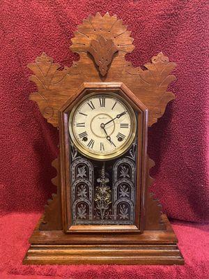 Antique Ingraham walnut shelf clock for Sale in Cape Coral, FL