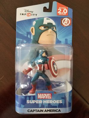 Disney Infinity 2.0 Captain America for Sale in Wellington, OH