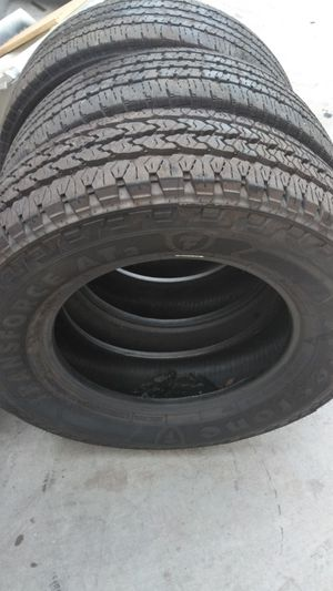 """17"""" tires for Sale in Rancho Cucamonga, CA"""