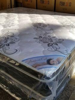 California King Pillow Top Mattress for Sale in Fresno,  CA